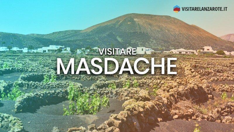 Masdache, un piccolo villaggio tra le viti de La Geria | Visitare Lanzarote