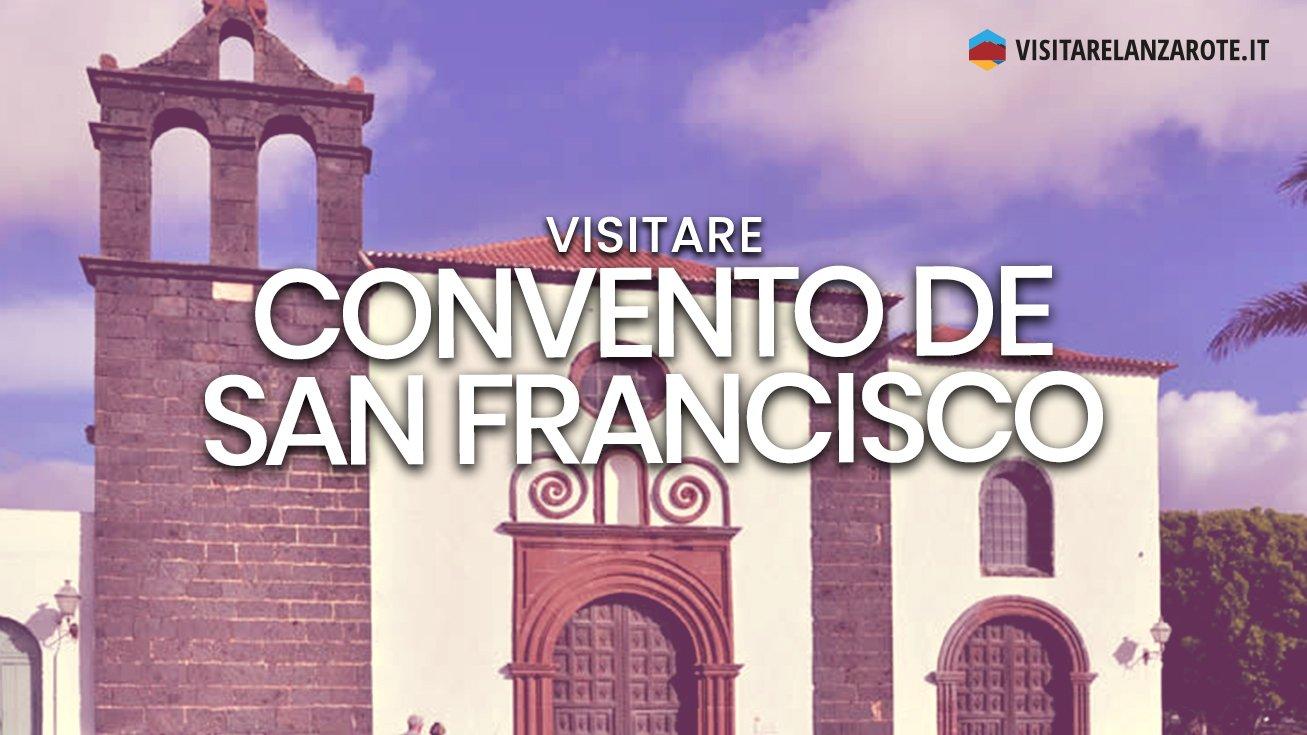 Convento de San Francisco, il museo di Arte Sacra | Visitare Lanzarote