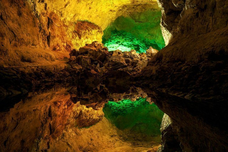 Cueva de los Verdes lanzarote