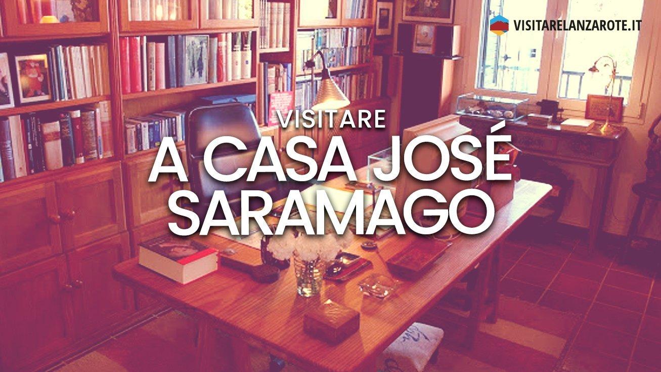 A Casa José Saramago, dove visse un Premio Nobel | Visitare Lanzarote