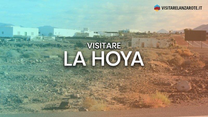 La Hoya, il villaggio delle saline del Janubio | Visitare Lanzarote