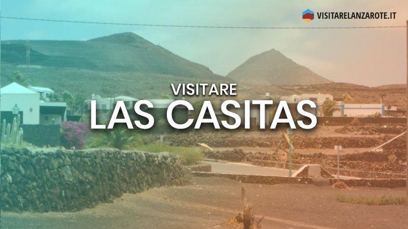 Las Casitas de Femés, case bianche e tanta pace | Visitare Lanzarote
