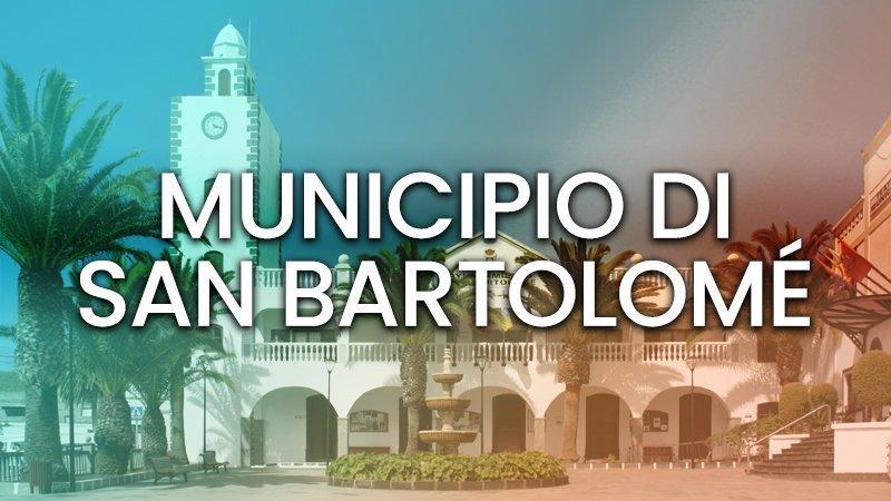 municipio di san bartolome