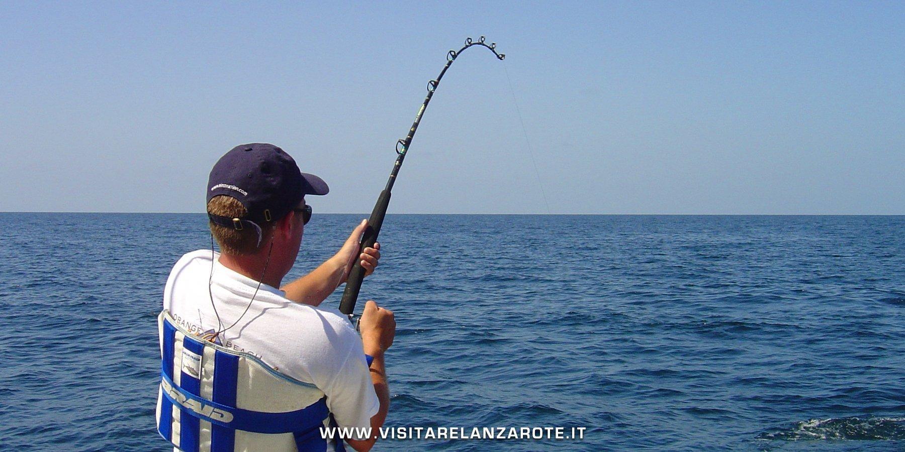 pesca sportiva lanzarote