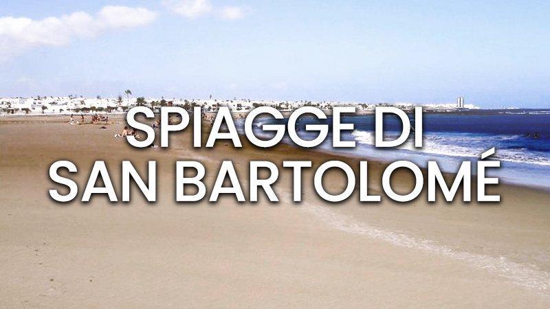 spiagge di san bartolomé