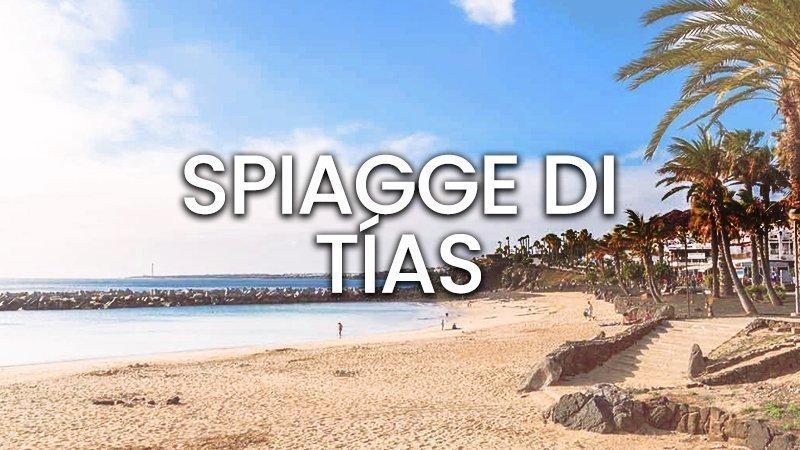 spiagge TÍAS