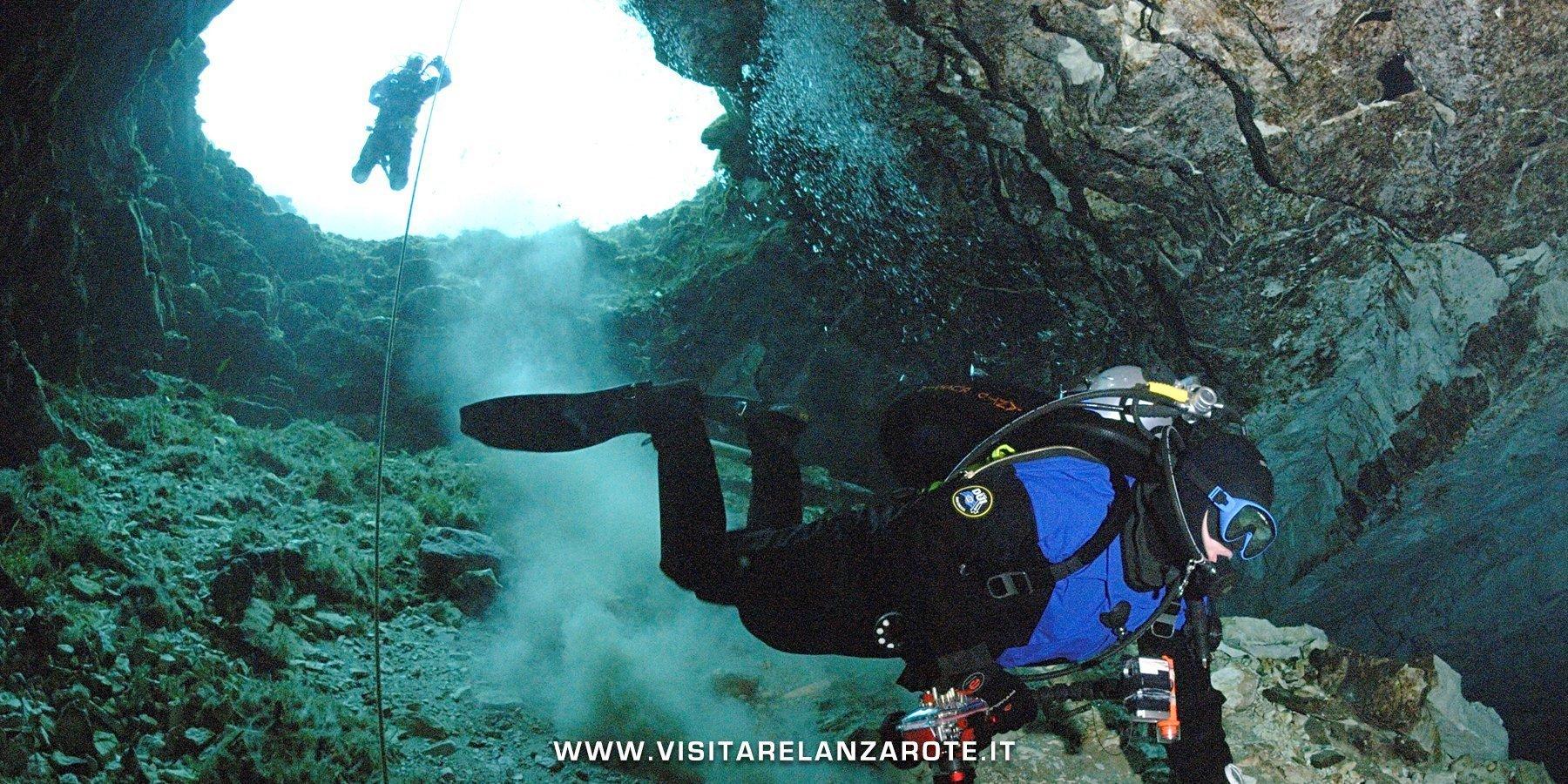 tunnel di Atlantide Lanzarote