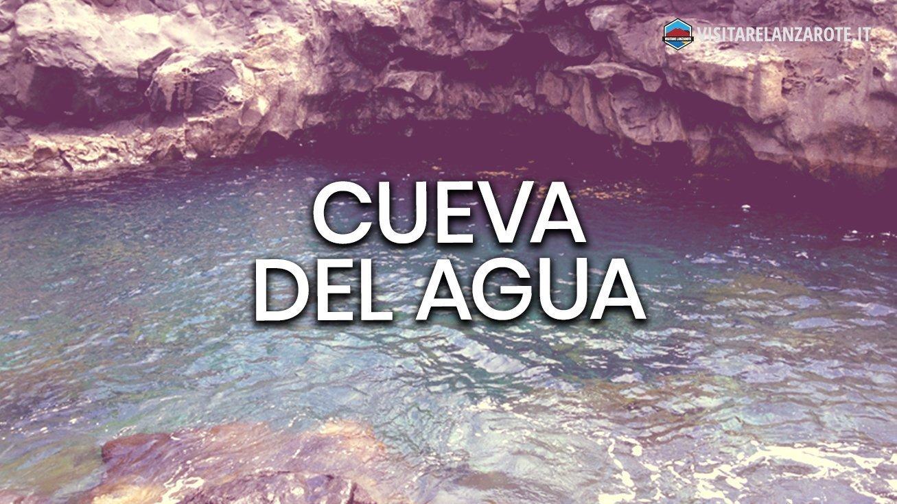 Cueva del Agua, una piscina naturale impressionante | Visitare Lanzarote