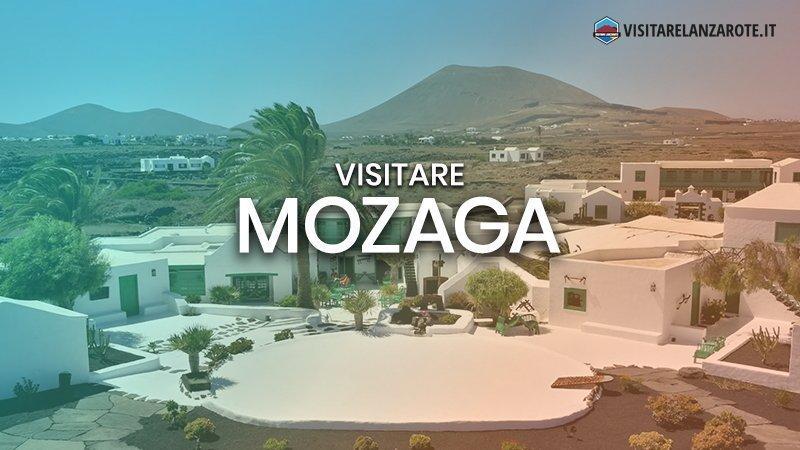Mozaga, un villaggio agricolo nel territorio de La Geria   Visitare Lanzarote