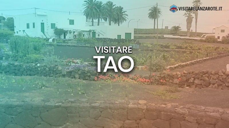Tao, un tranquillo villaggio nel centro dell'isola | Visitare Lanzarote
