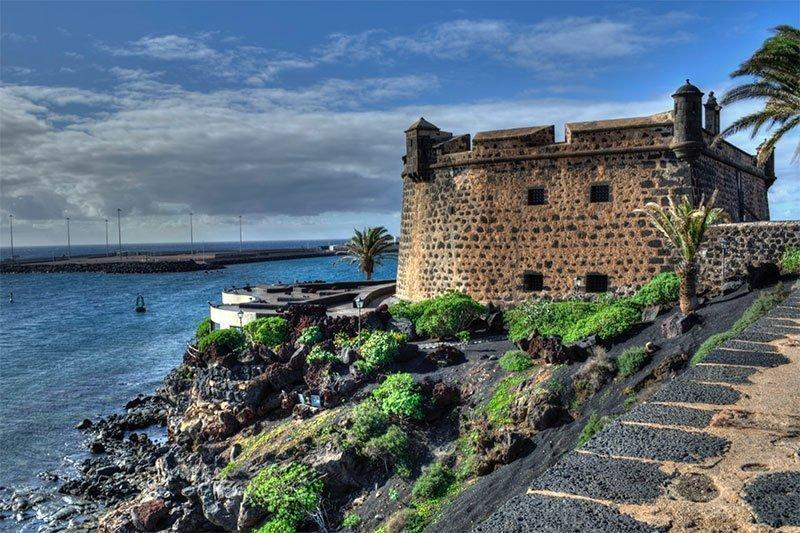 Castillo de San José Lanzarote
