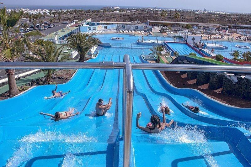 Aquapark Costa Teguise