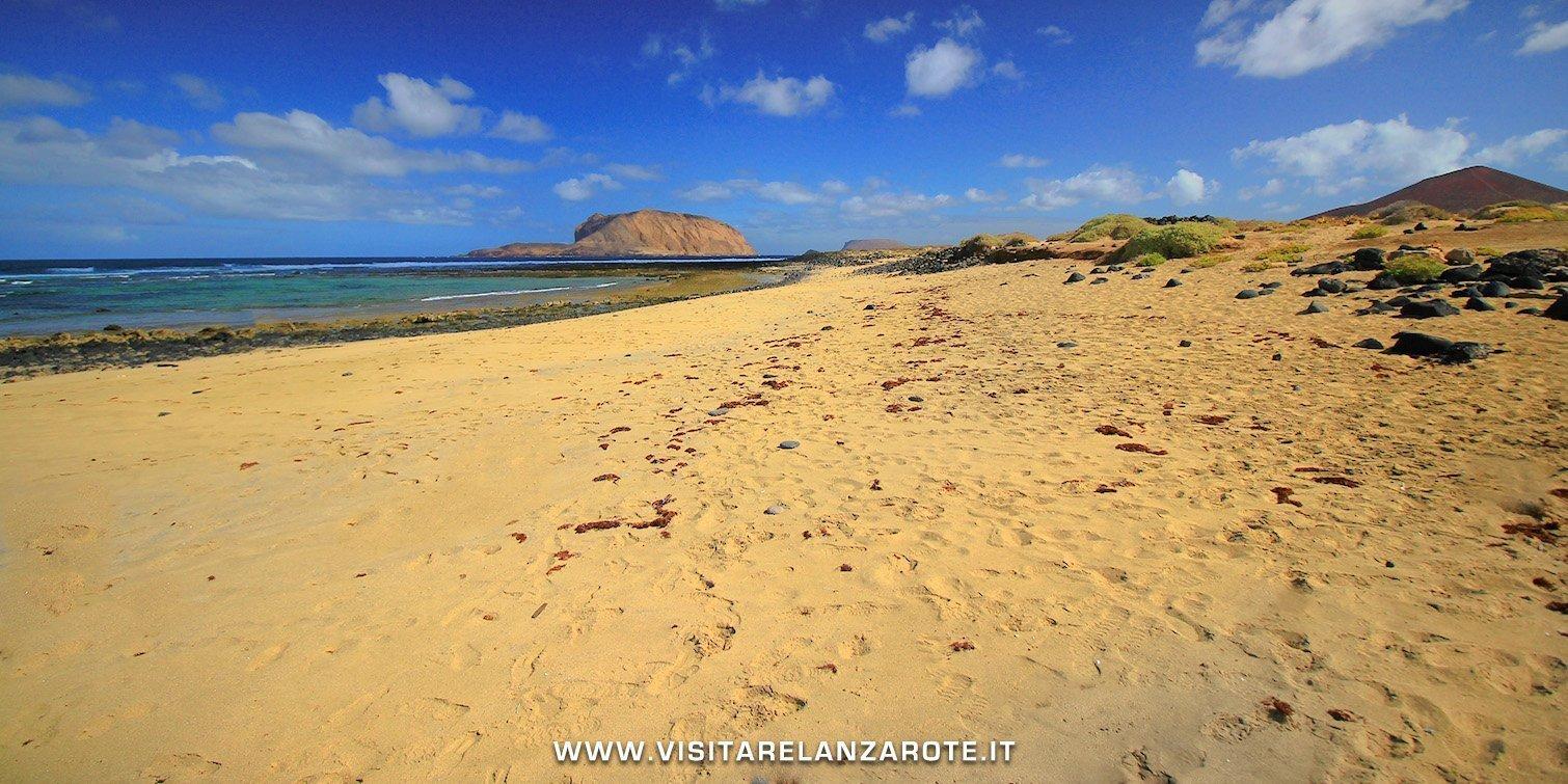 Playa Baja del Ganado