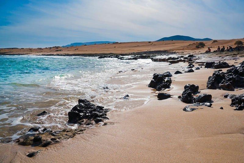 playa de lambra