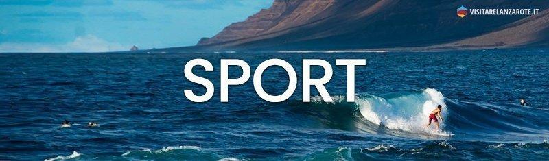 sport lanzarote