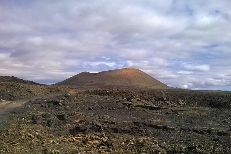 Montaña de los Rodeos