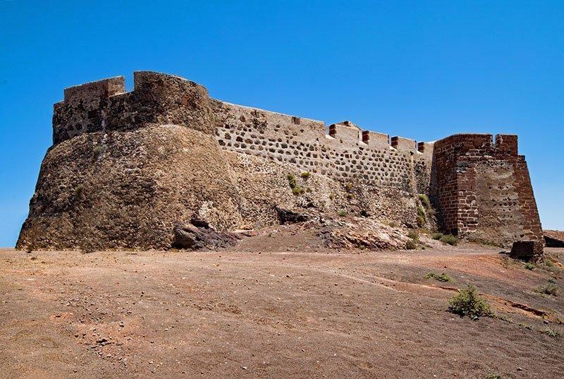 castello de Santa Barbara