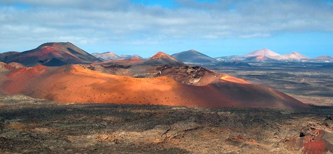 vulcani lanzarote