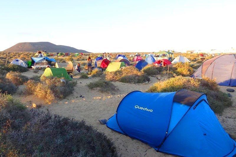 Camping El Salado