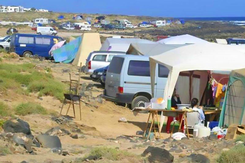 Camping de San Juan