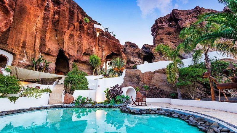 Villa Oasis de Nazaret, Lagomar