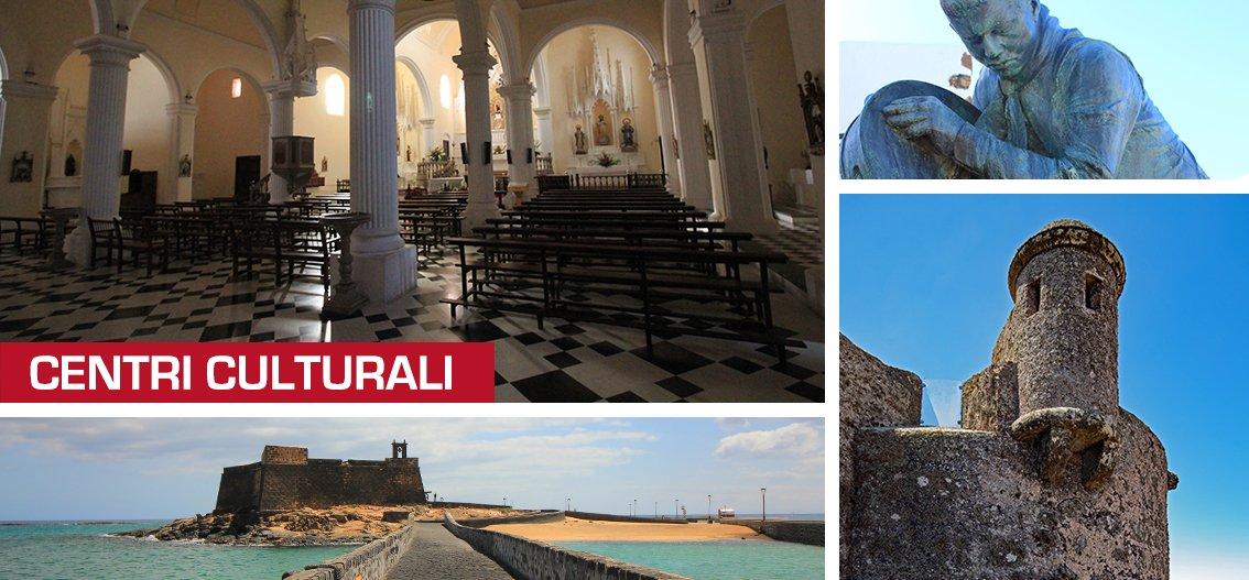 Centri Culturali Lanzarote
