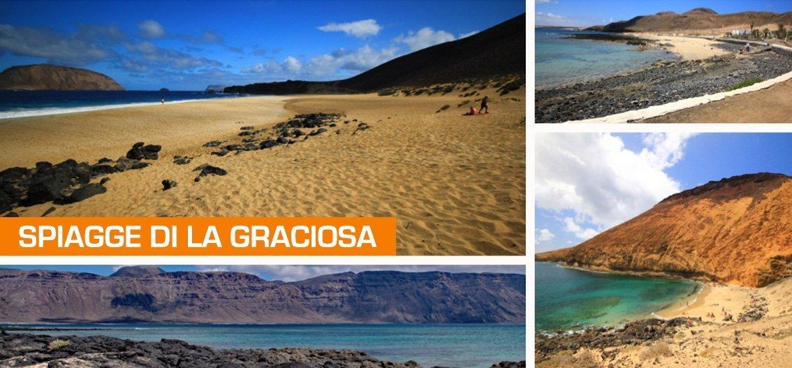 spiagge La Graciosa