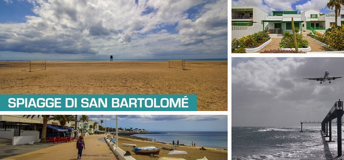 spiagge San Bartolomé
