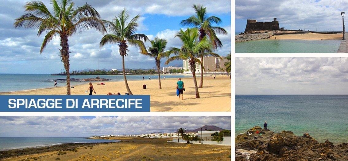 spiagge di Arrecife