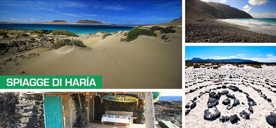 spiagge di Haria