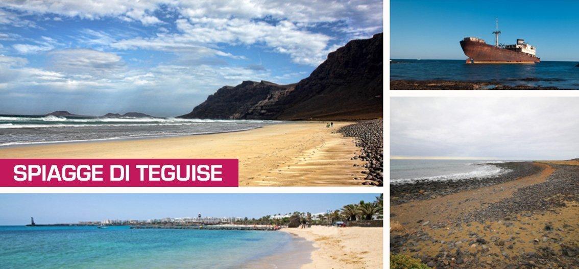 spiagge di Teguise
