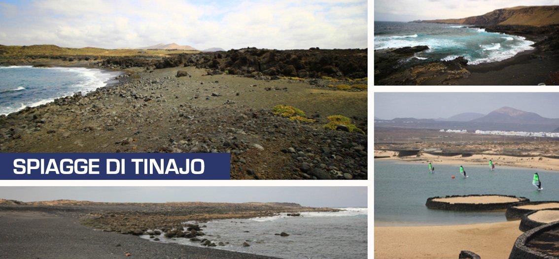 spiagge di Tinajo