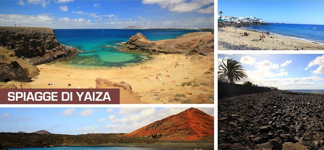 spiagge di Yaiza
