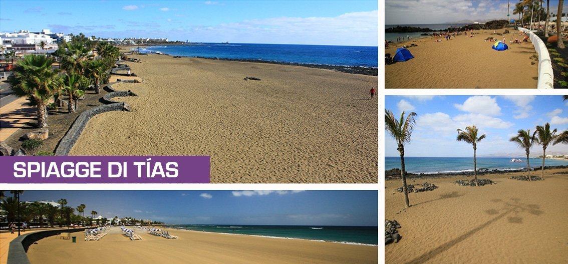 spiagge di Tías